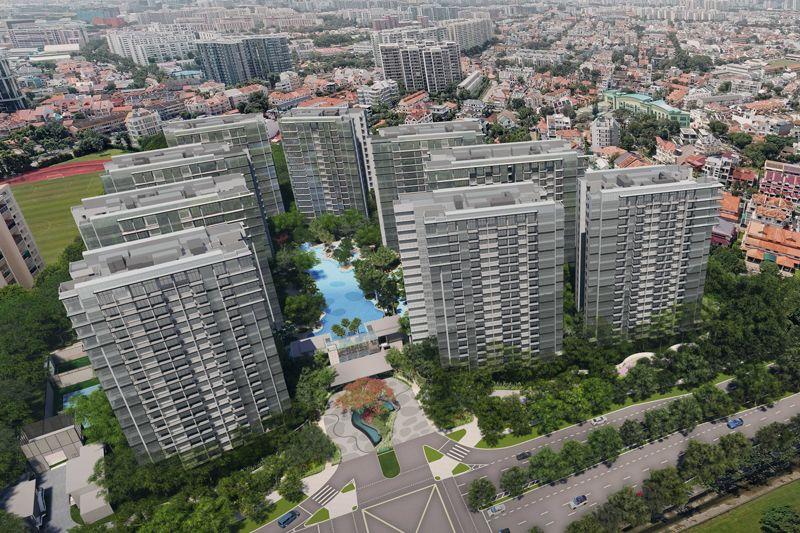 florence residences singapore