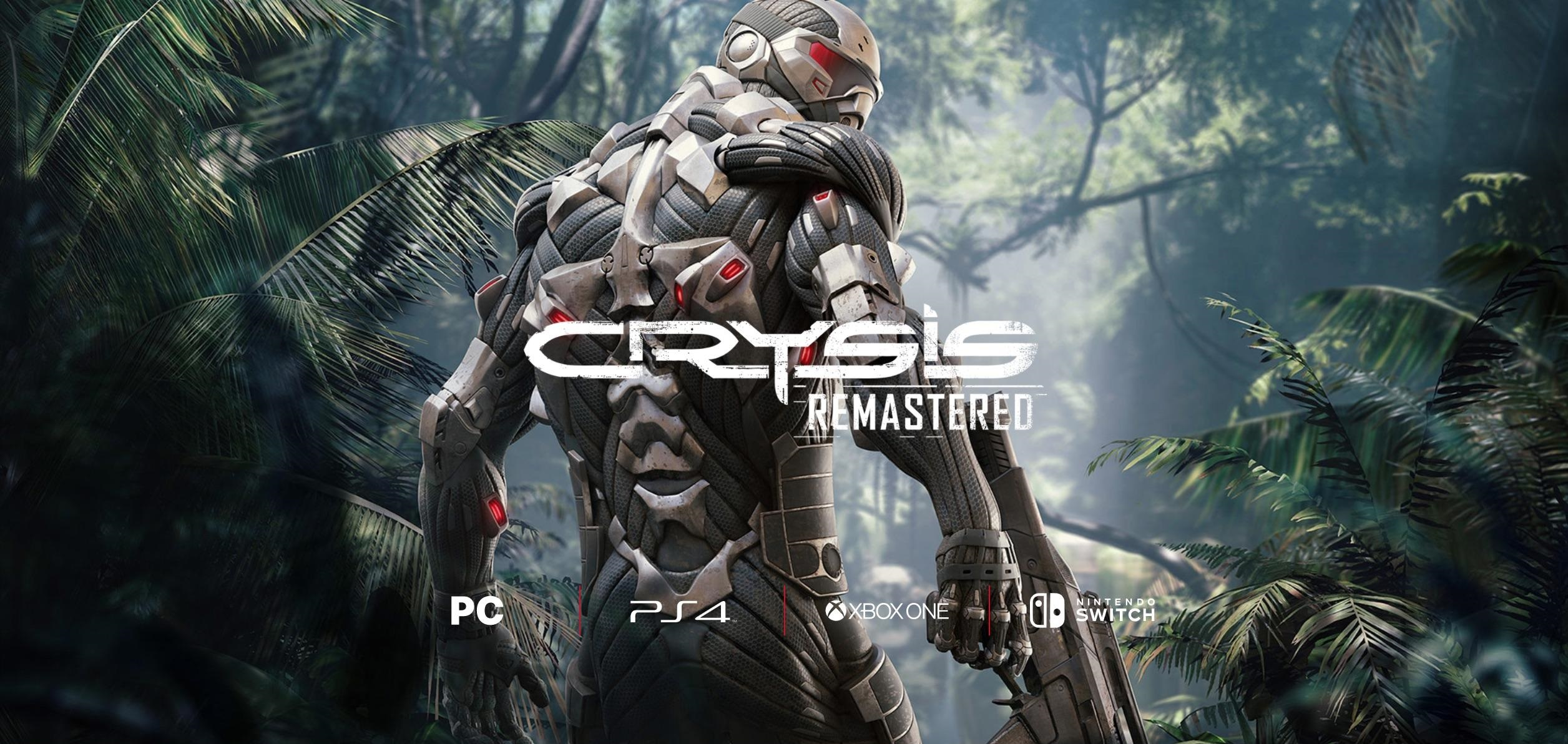 Crysis Remastered: Added PS5 improvements and climb levels