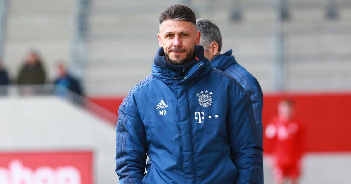 Martin Demichelis wants to save Bayern II from relegation
