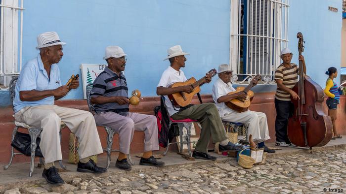 Street Music of Cuba (Imago)