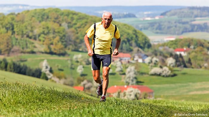 Sports avatar in old age (Fotolia / Gina Sanders)