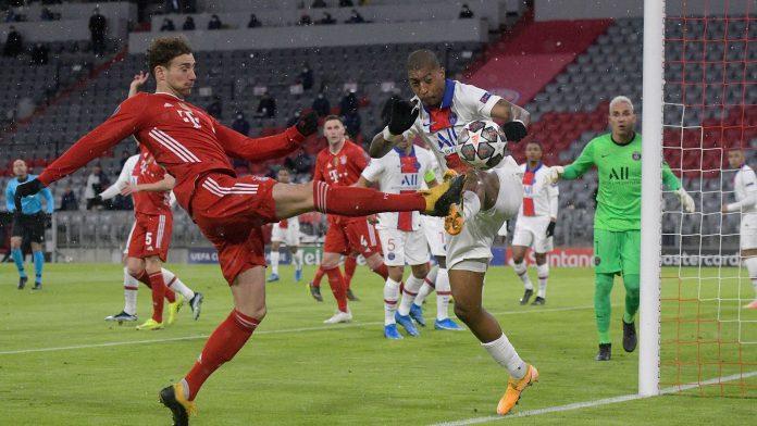 Bayern unterliegt PSG mit 2:3.