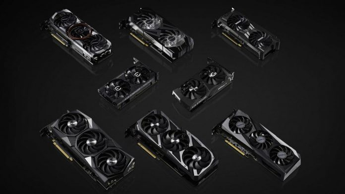 Second attempt: new comer GeForce RTX 3060 with mining brake