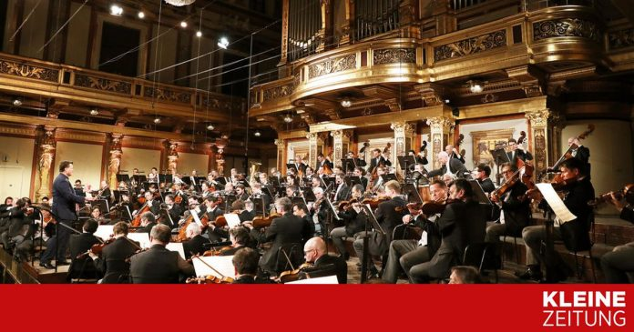 The Vienna Orchestra defends the vaccination campaign for «kleinezeitung.at» members