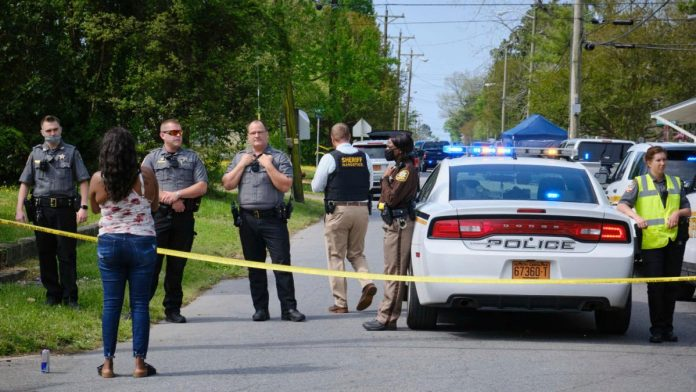 North Carolina: Police shootings of African Americans killed again in the United States