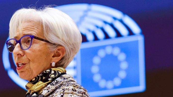 Analina Burbuk: European Central Bank President Lagarde appears to be a fan