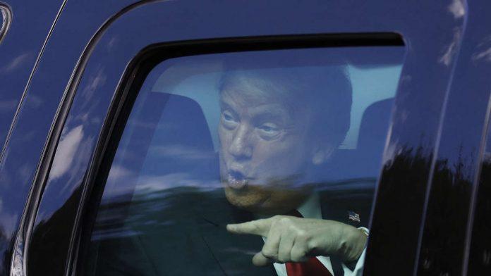 Donald Trump insults major Republicans and intimidates major donors