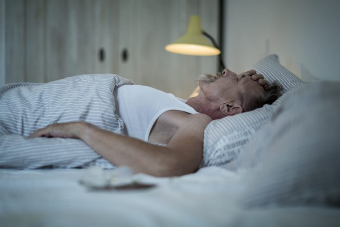 In people between the ages of 50 and 70, not getting enough sleep may increase the risk of developing dementia