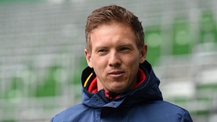 Leipzig coach Nagelsmann denies rumors of change: