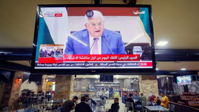 Mahmoud Abbas: The elections in the Palestinian territories will be postponed