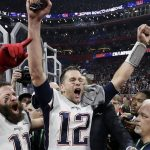 Midfielder to receiver: The injury forces Brady's former weapon to finish