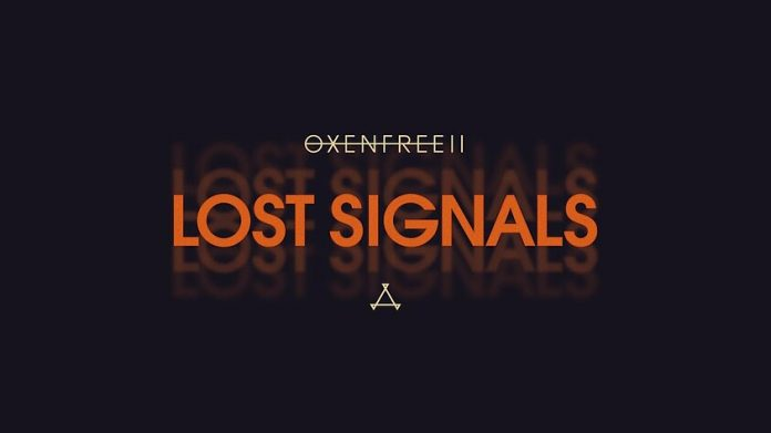 Oxenfree 2: Missing Signal Announcement