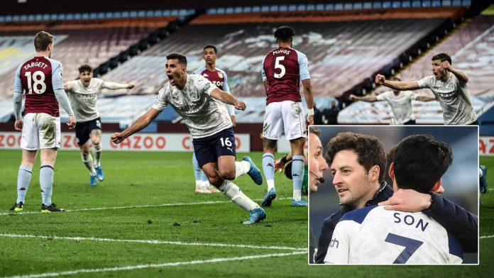 PL Compact: ManCity defeats Aston Villa - Son saves Tottenham in Mason's debut