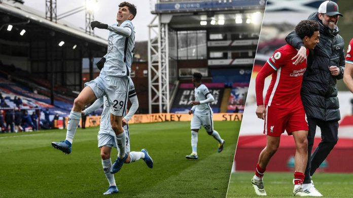 PL deal: Havertz and Pulisic led Chelsea to victory over Crystal Palace - Klopp cheers late