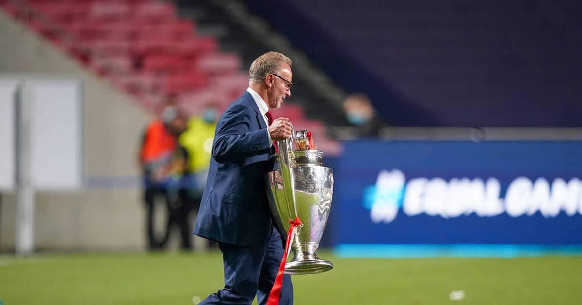 Rummenigge in the Champions League, transfers, Lewandowski