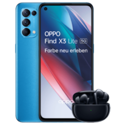 Look for the X3 Lite 5G with the blue Enco X 1 front view