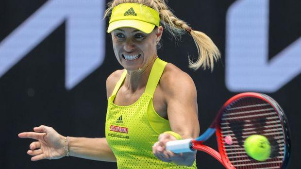 Tennis - Kerber: