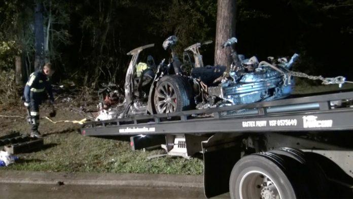 Tesla Accident in Texas: Driver's Seat Was Empty - Economy