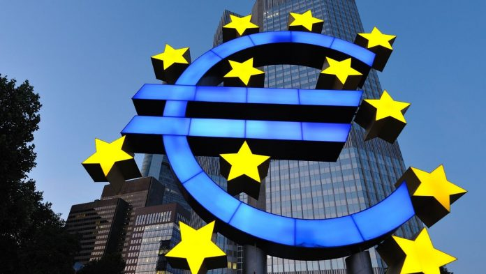 The European Central Bank is committed to an ultra-low interest rate - zero percent