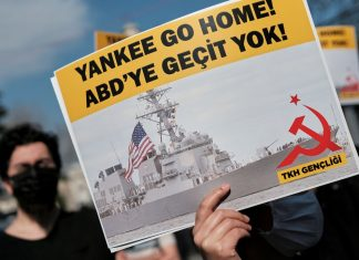 Ukraine conflict: The United States refuses to send warships to the Black Sea