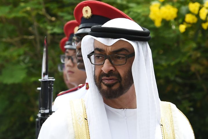 Crown Prince Mohammed bin Zayed: Ruler of a deeply deprived country