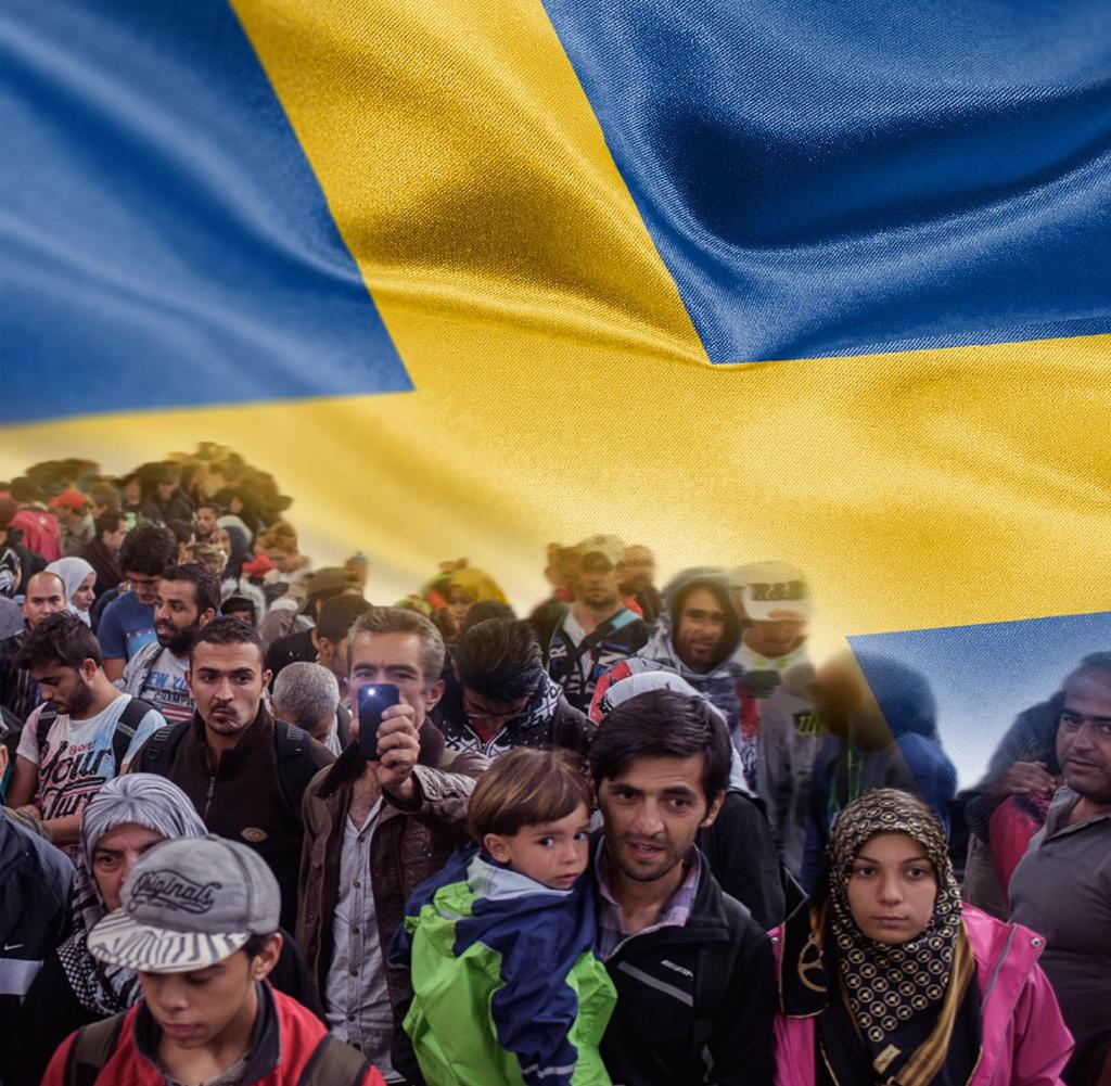Sweden advocated a liberal immigration policy at the latest during the refugee crisis.