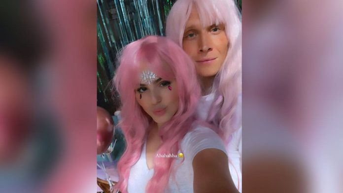 Matthias Schweighofer and Girlfriend Ruby: This is how you went to his daughter's party - people