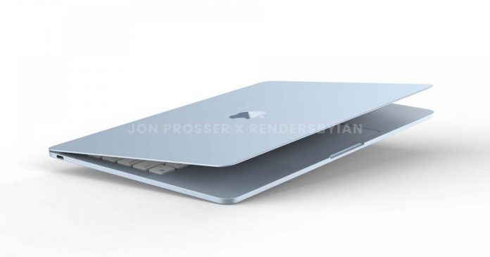 MacBook Air will be thinner than before