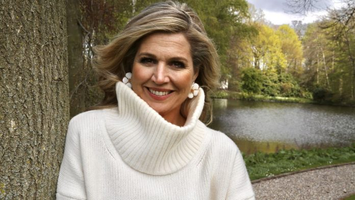 Maxima at the age of fifty - the queen of good mood - members of the royal family