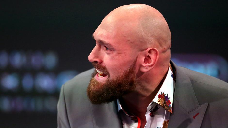 Tyson Fury: Can he defeat Anthony Joshua?
