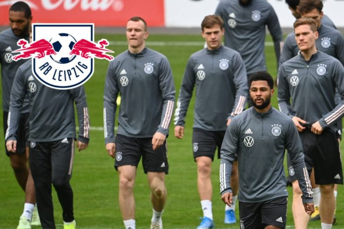 RB Leipzig: Jogi Voice - These guys from Leipzig made it to EM!