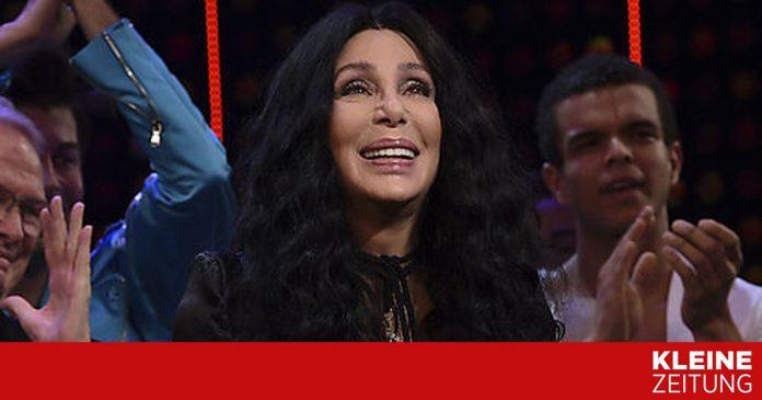 Goddess of pop music «kleinezeitung.at