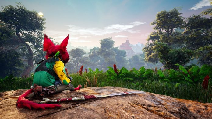 Biomutant: Gameplay on PS5 and Xbox Series X