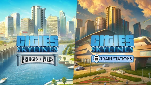 Skylines is finally getting new content, including train stations and radio stations