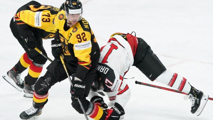 Ice Hockey World Cup: Germany celebrates a historic victory over Canada