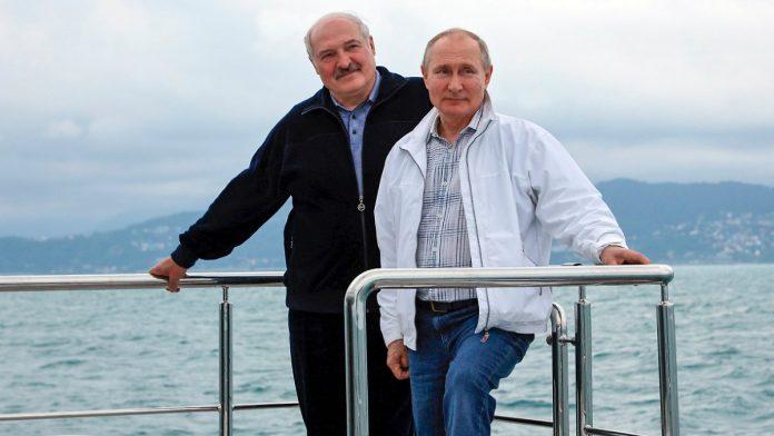 Another 500 million: Lukashenko got his loan from Putin