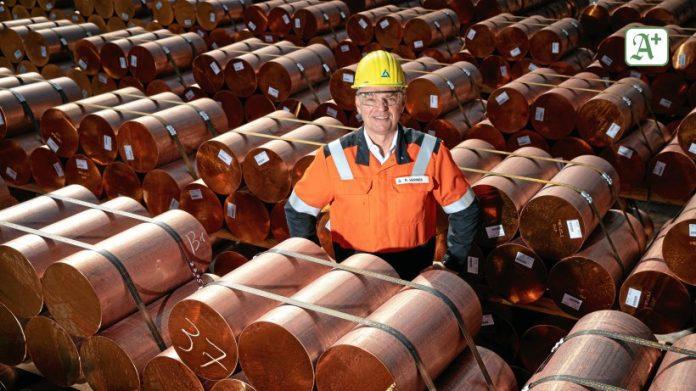 Aurubis tests hydrogen in producing copper