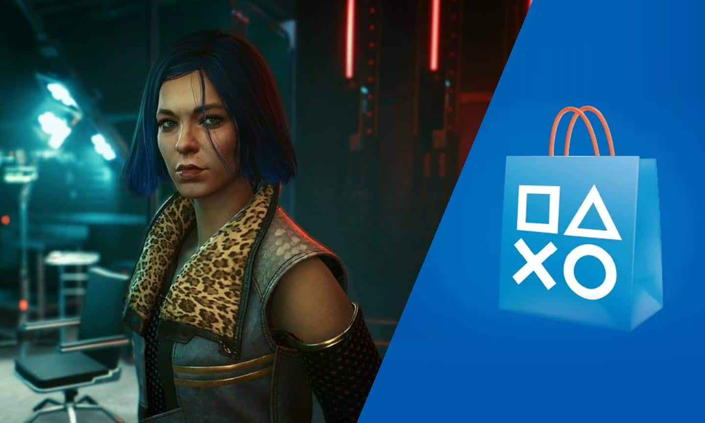 When will Cyberpunk 2077 return to the PlayStation Store?  - (C) CD project, Sony;  Photo montage: Daily Jim