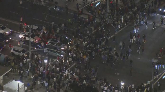 California: 149 arrests - beach party ends in chaos - News Overseas