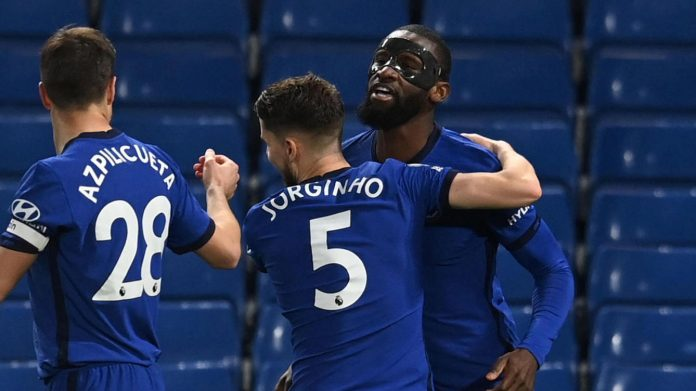 Chelsea wins CL's duel against Leicester City