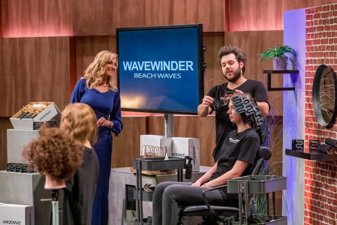 DHDL's Wavewinder: What can a styling tool do?