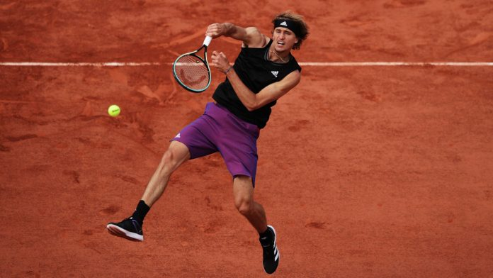 French Open: Zverev with difficulty in the second round, Tsitsipas wins smoothly - sporty mix - tennis