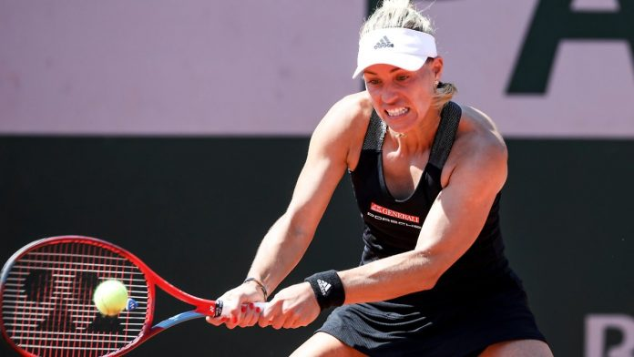 French Open vs No. 139: Kerber embarrassed himself in just 86 minutes