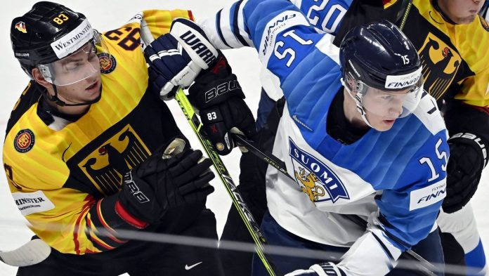 Ice Hockey World Cup: Germany is under pressure after losing to Finland
