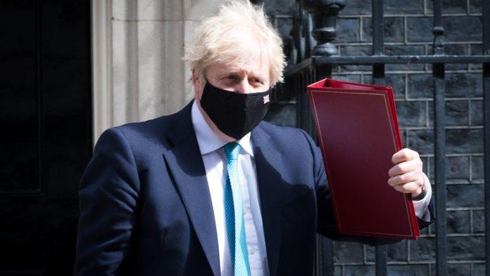 Investigation report: Boris Johnson acted