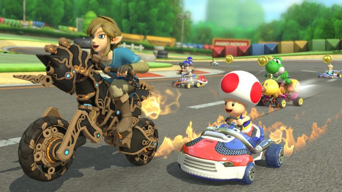 Leaker hints at the 2021 release of Mario Kart 9 • Nintendo Connect