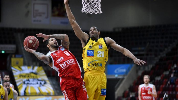 Ludwigsburg giants have reached the semi-finals - SWR Sport