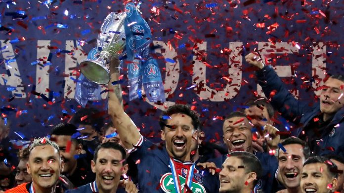 Monaco lost in the Cup Final: Paris Saint-Germain shattered Voland and Kovac's dream