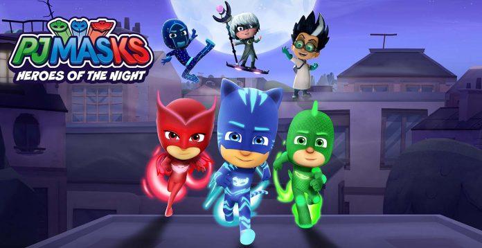 PJ Masks - Heroes of the Night