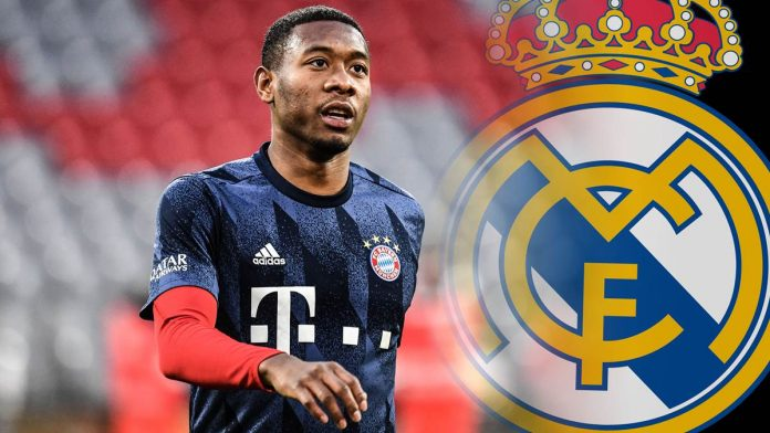 Report: Alaba before moving to Real Madrid - He will sign the contract on Friday